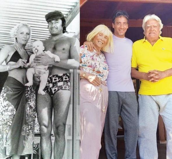 43 yıl sonra aynı yerde poz verdiler!