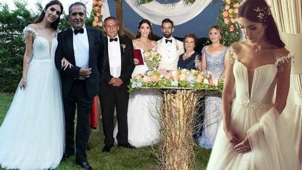 Yavuz Bingöl kızını evlendirdi