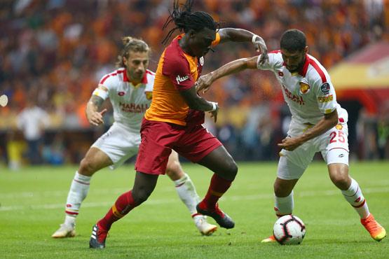 Galatasaray'dan golcü atağı! Gomis'in yerine kim gelecek?