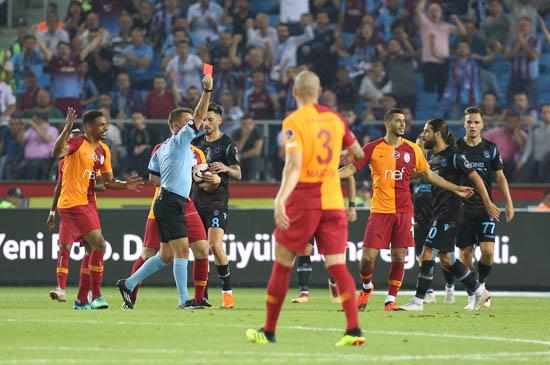 Galatasaray'dan Belhanda'ya ağır ceza!