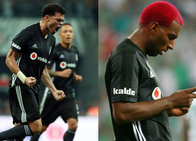 Beşiktaş'tan Pepe, Adriano ve Babel'e yeni teklif!