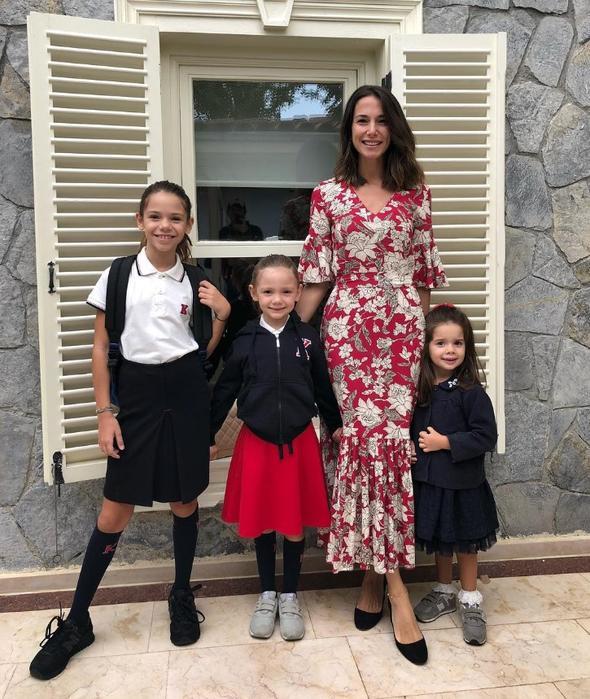 Ünlü anne-babaların okul heyecanı!