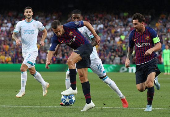 Messi'ye alınan önlem tutmadı! İlginç taktik...