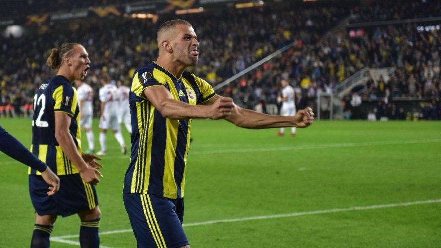 Kadıköy'de Slimani'nin gecesi!