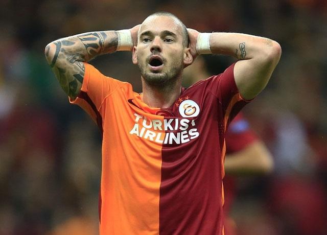 Sneijder'den itiraf! 'Galatasaray'daki en büyük hayal kırıklığım...'