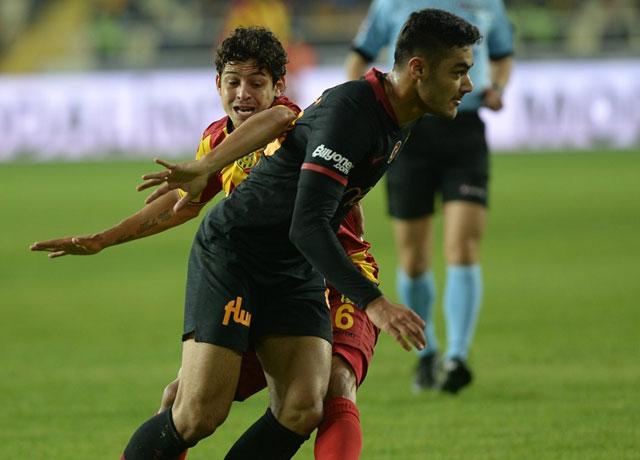 G.Saray'ın genç yıldızı Ozan yine yaptı! 5 maçta 3 kez...