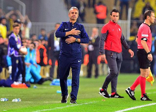 İsmail Kartal'dan Fenerbahçe iddialarına cevap!