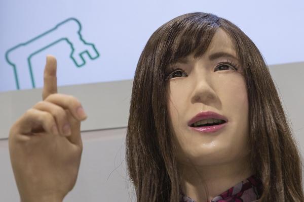 RoboDEX 2019 Fuarı Tokyo'da açıldı