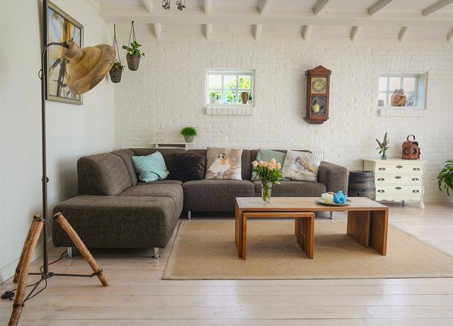 Boş Evleri Dolu Göstermeye Yarayan Dekorasyon Uygulamaları