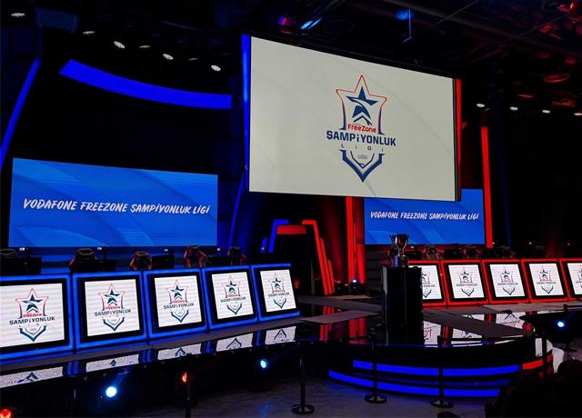 Vodafone Freezone Şampiyonluk Ligi 2. haftada neler oldu?