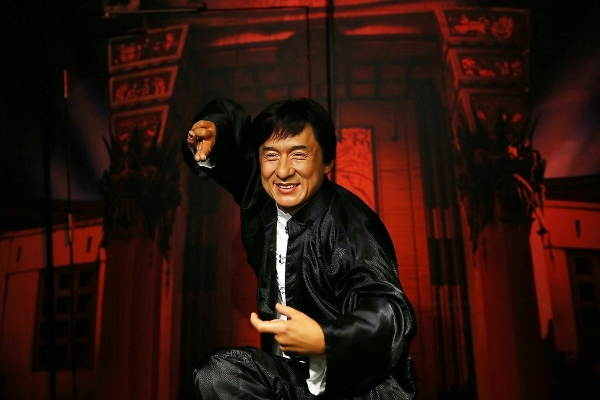 Jackie Chan, Madame Tussauds İstanbul'da!