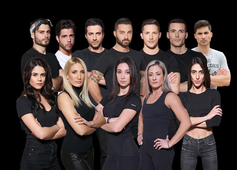 Survivor Yunan takımı yarışmacıları kimdir? | İşte Survivor 2019 yarışmacıları