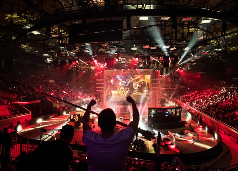 Dünyanın en büyük Espor arenaları