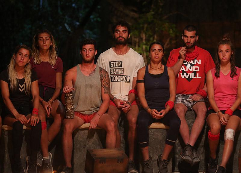 Survivor 2019'da bu hafta kim elendi? 19 mart 2019 eleme gecesi