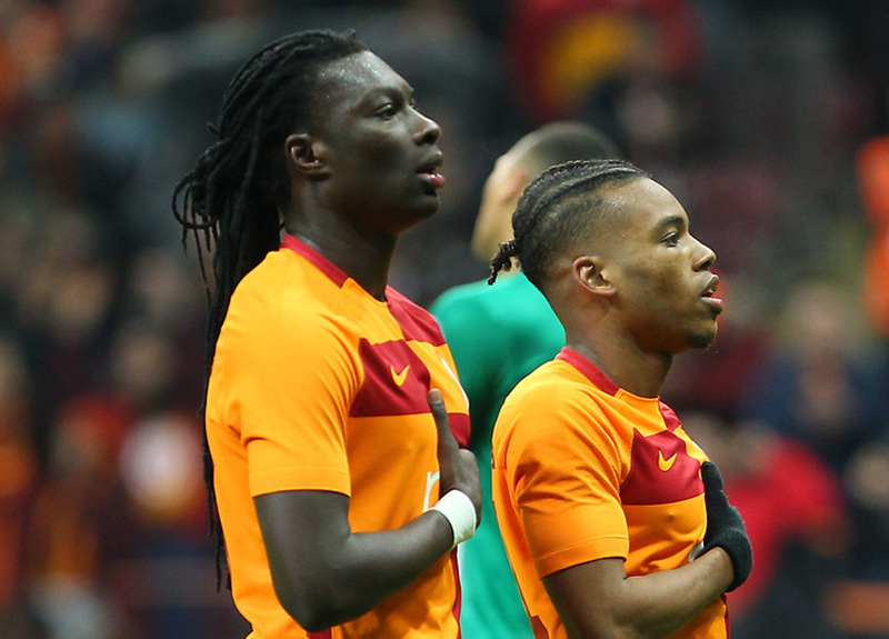 Galatasaray'a Bafetimbi Gomis'ten sonra Garry Rodrigues'ten de kötü haber!
