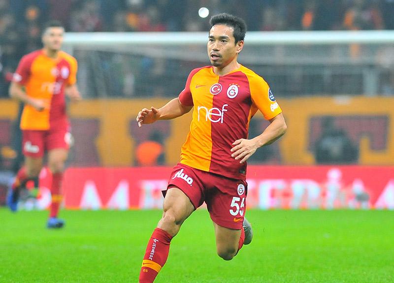 Derbi öncesi Galatasaray'da Nagatomo şoku!
