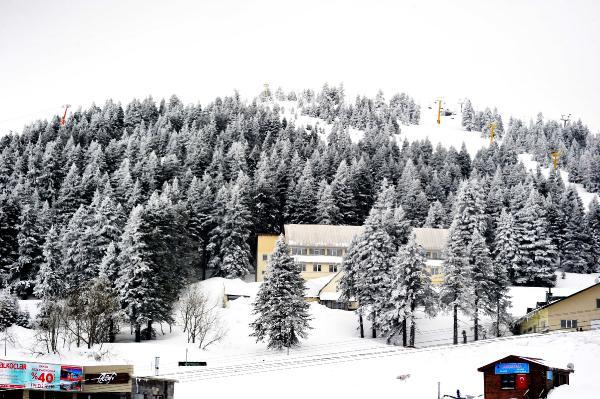 Her yer beyaza büründü! Mayıs ayında kar sürprizi