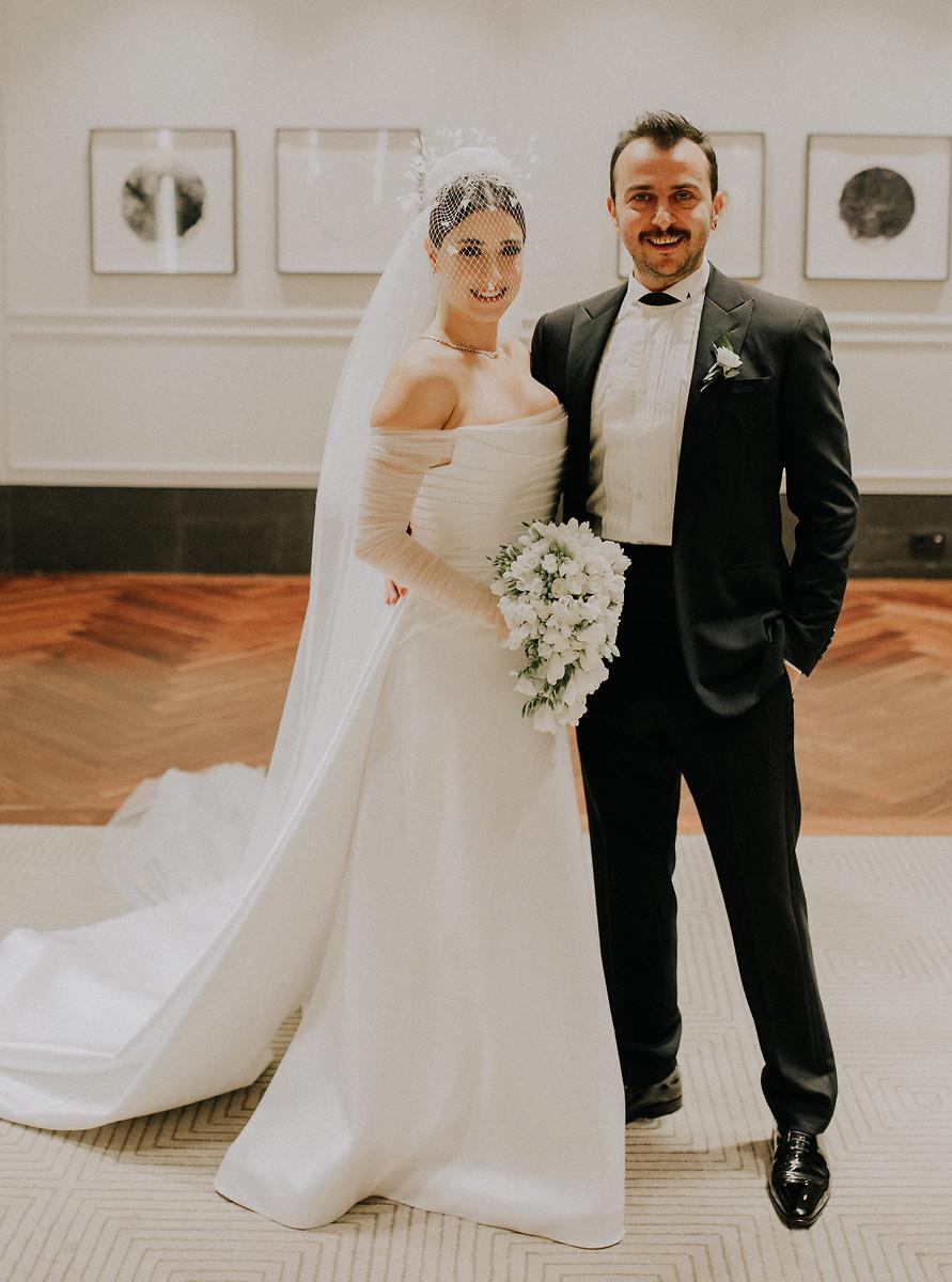 Фото хазал кая в свадебном платье — photo 2