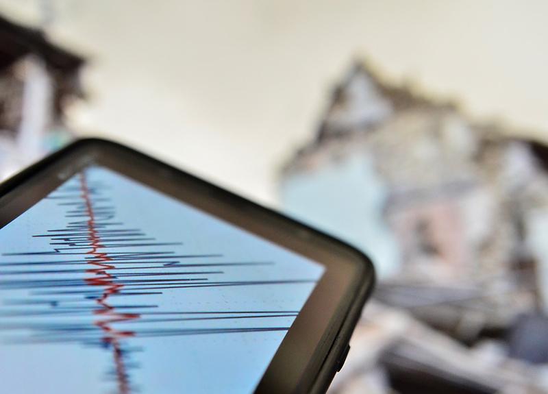 Akdeniz'de 3, 2 büyüklüğünde deprem meydana geldi