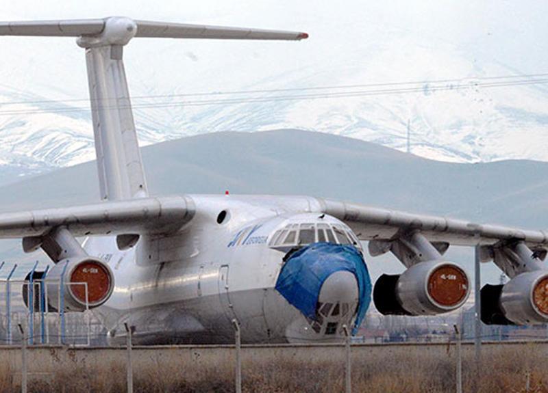 O uçakla ilgili karar bekleniyor