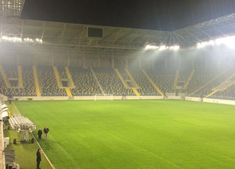 Süper Kupa finali Eryaman Stadyumu'nda oynanacak!