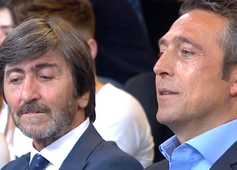 Fenerbahçe'ye destek için formalarını satan Civan'a Rıdvan Dilmen ve Ali Koç'tan sürpriz