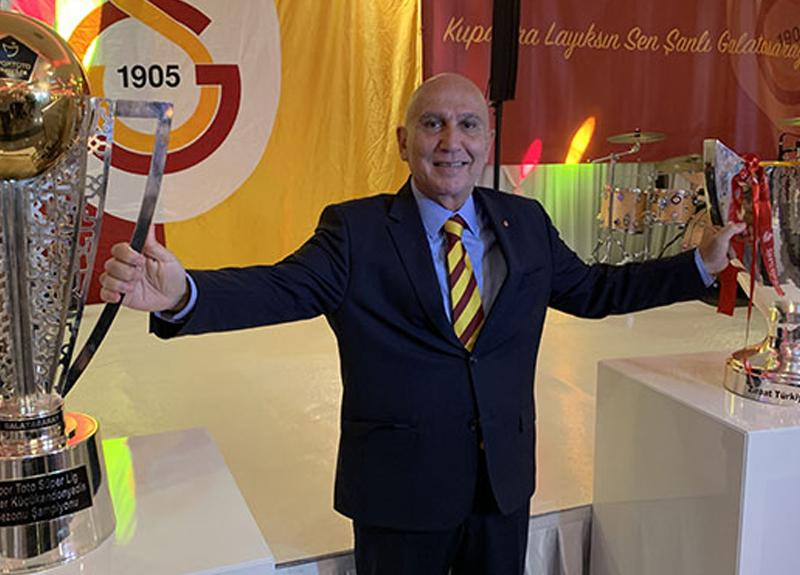 Galatasaray'dan Köln'de çifte kupalı kutlama!