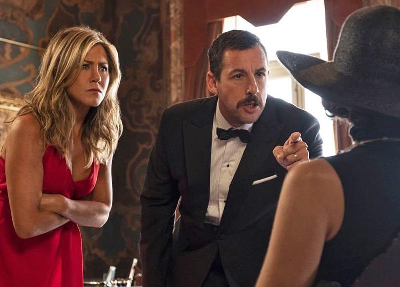 Murder Mystery, Netflix'te izlenme rekoru kırdı! (Filmin konusu ne?)