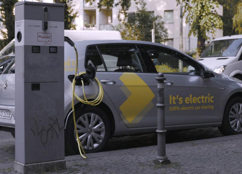 Volkswagen'den tam elektrikli araç paylaşım hizmeti: WeShare