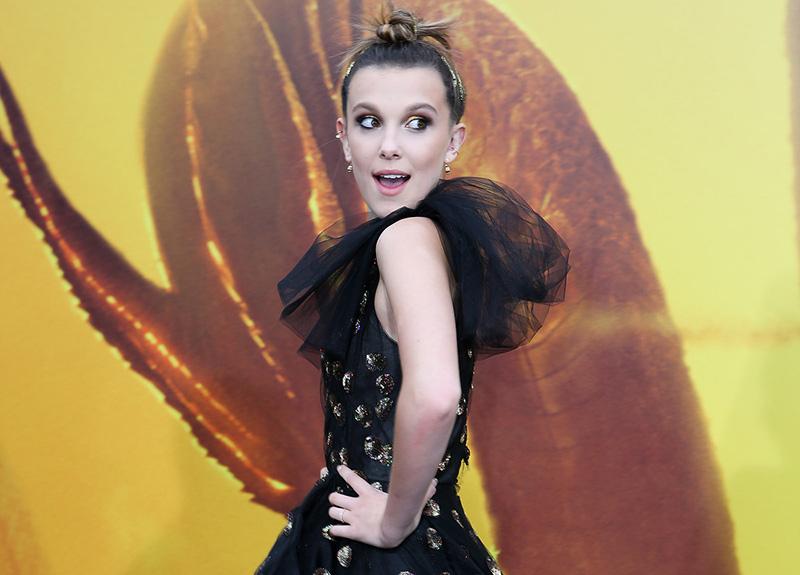 Millie Bobby Brown yeni Marvel filmi Eternals'ta rol alacak