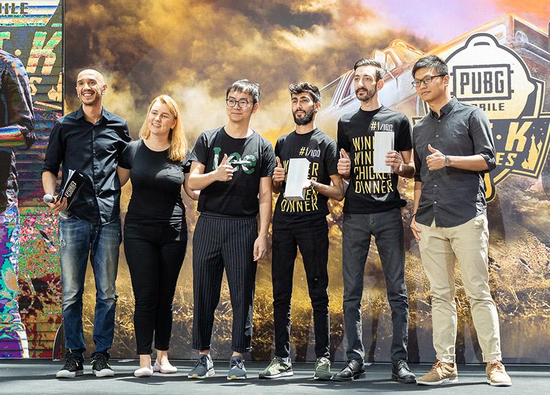 Türk takımı PUBG Mobile'da dördüncü oldu