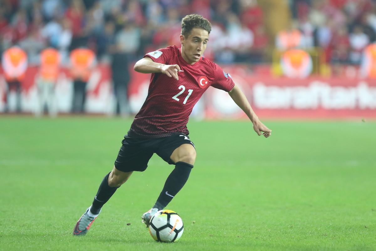 Galatasaray Emre Mor'u KAP'a bildirdi!