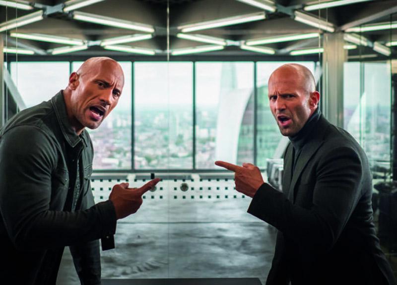 'Hızlı ve Öfkeli: Hobbs ve Shaw' 2 Ağustos'ta vizyona girecek