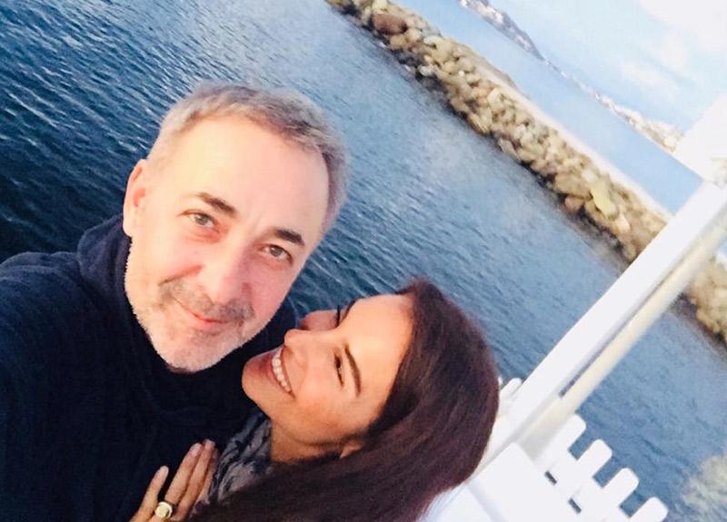 Arzum Onan'dan romantik evlilik yıl dönümü paylaşımı