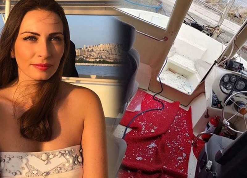 Kemal Sunal'ın kızı Ezo Sunal'ın korku dolu anları