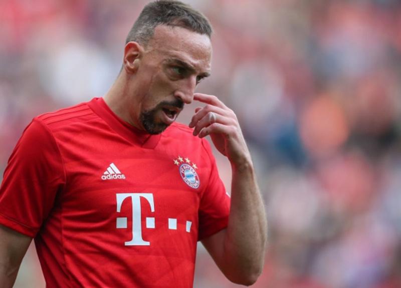 Franck Ribery'nin yeni adresi belli oldu! İmzayı atıyor...
