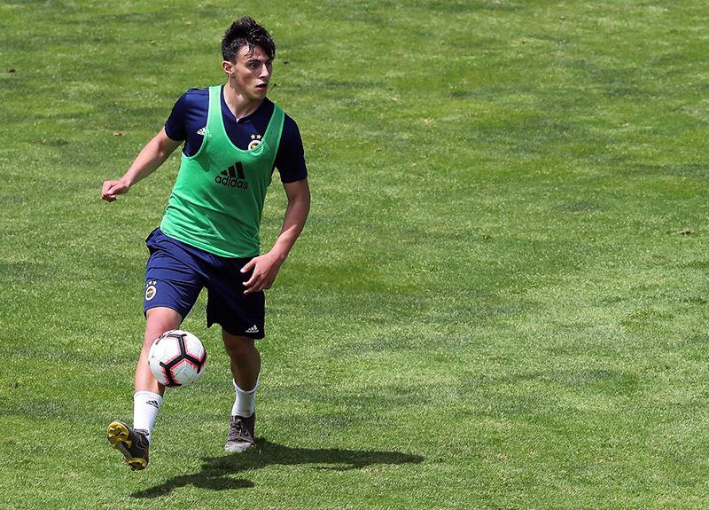 'Eljif Elmas'ı Real Madrid de istedi'