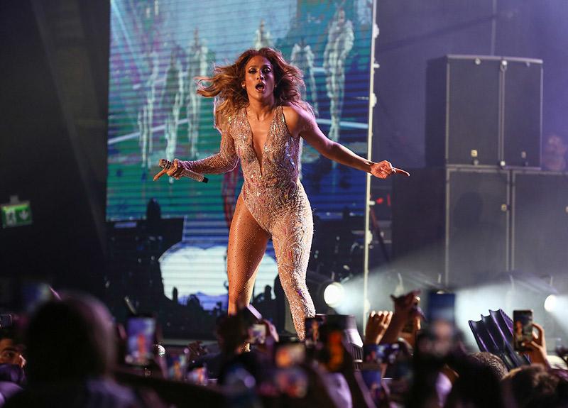 Jennifer Lopez en çok o tatlıyı beğendi