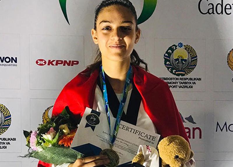 Büyük gurur! Dünya şampiyonu oldu