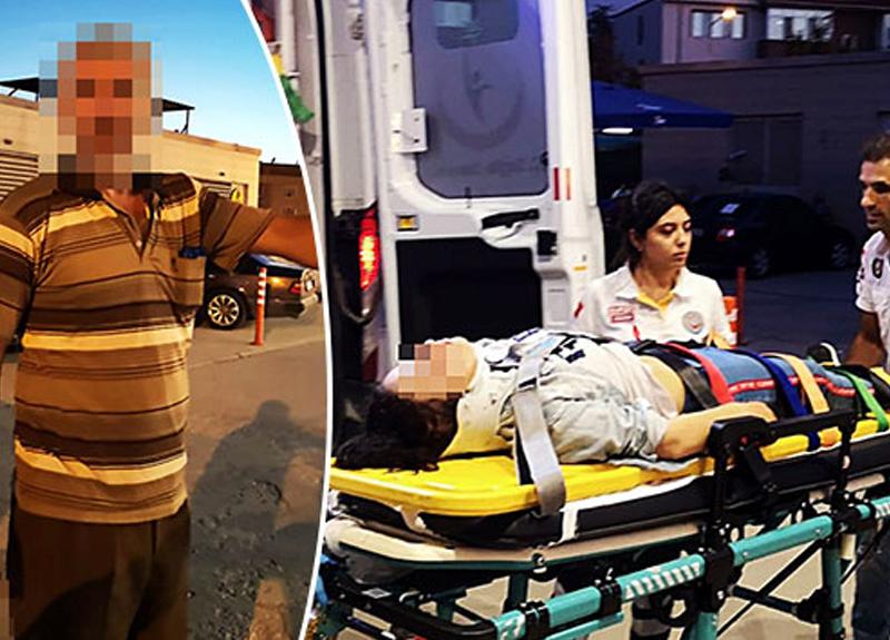 Kaza yapan kızını hastanelik etmişti! Karar verildi