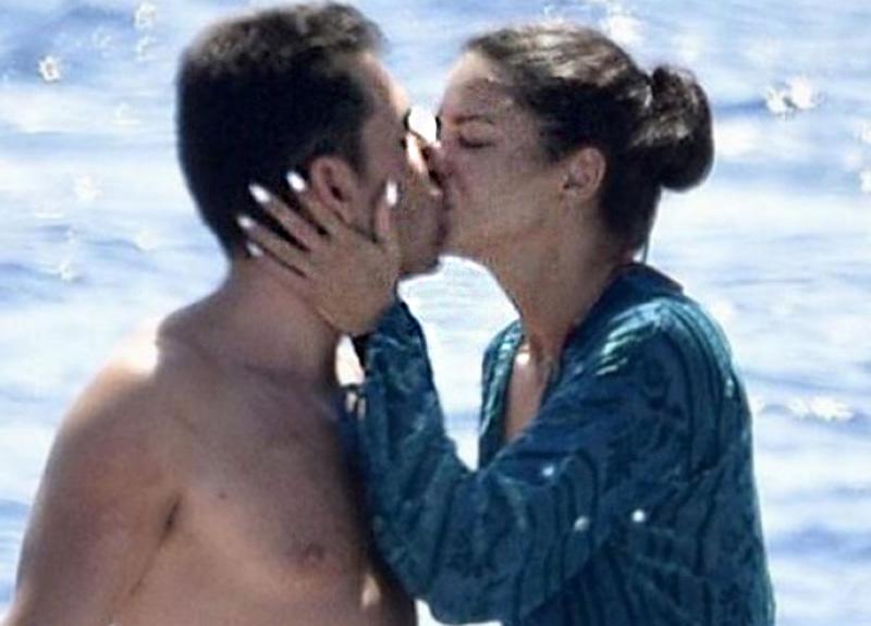 Adriana Lima ve Emir Uyar'dan samimi pozlar!