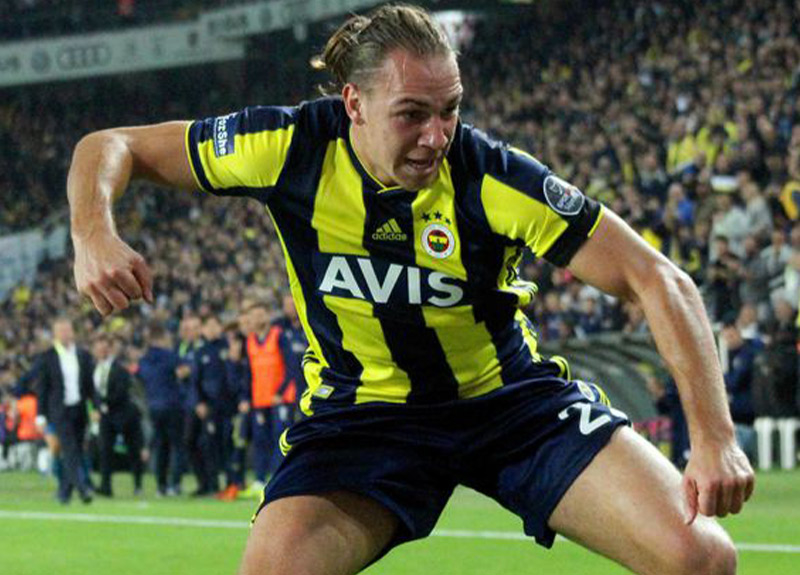 Frey Süper Lig ekibine transfer oluyor!