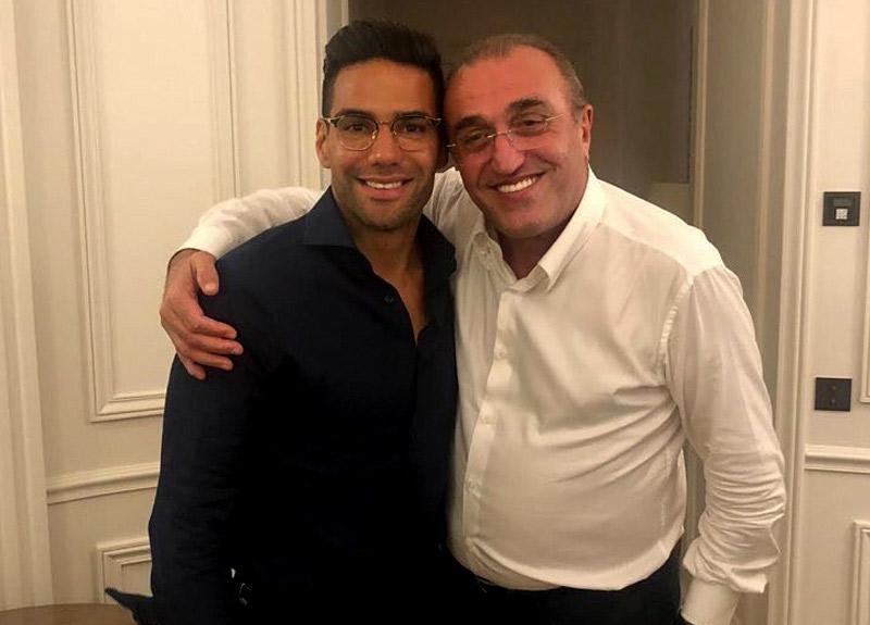 Galatasaray'da mutlu son! Falcao'nun yıllık ücreti...