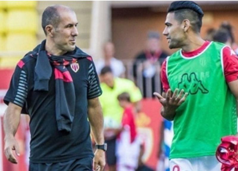 Leonardo Jardim: 'Falcao burada olursa, oynayacak'