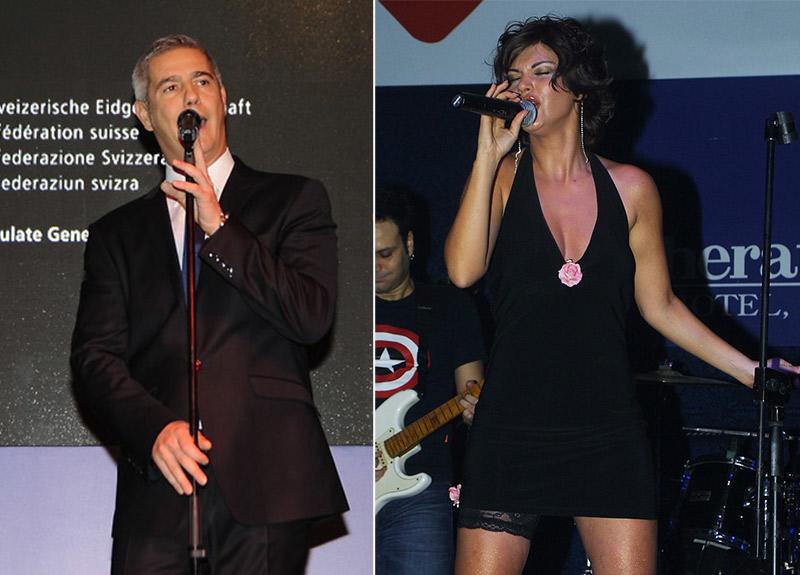 İtalyan tenör Safina ve Nez düet yaptı