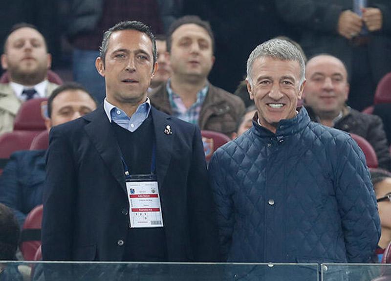 Ahmet Ağaoğlu ve Ali Koç anlaşmaya vardı!