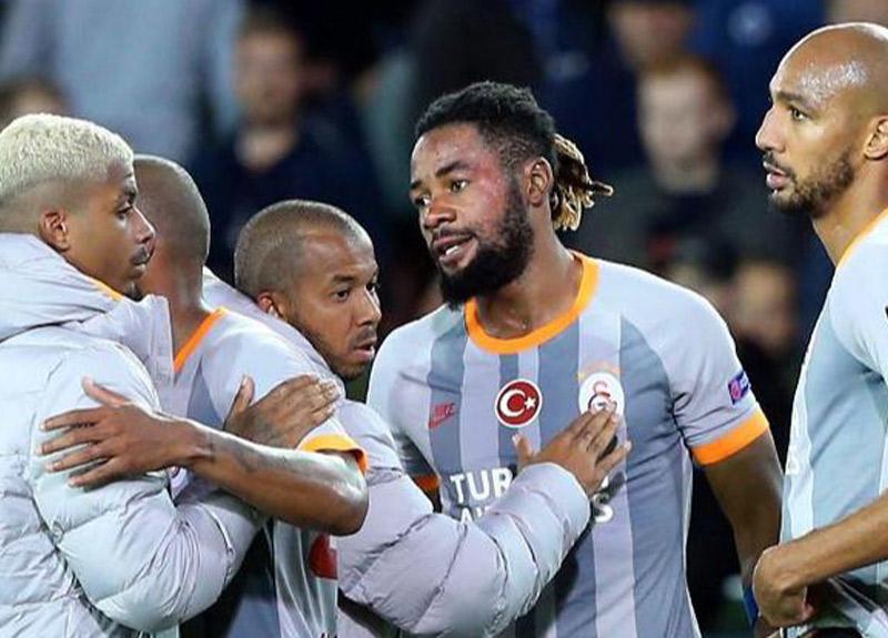 Galatasaray'dan 17 yıl sonra bir ilk