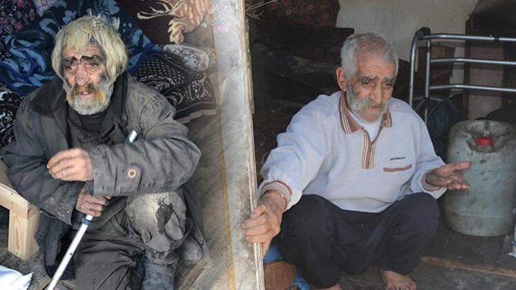 Tam 40 yıl mağarada yaşadı... İnanılmaz değişim