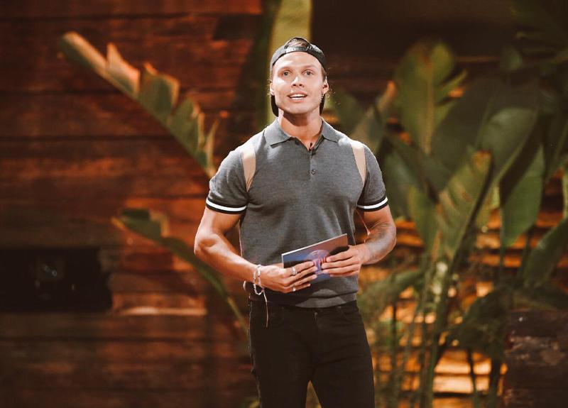 Murat Ceylan en iyi erkek sunucu kategorisinde aday gösterildi