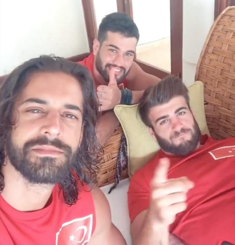 Türk takımı Exatlon Cup'a hazır!